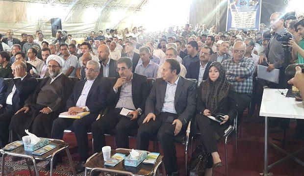 بهره برداری از پروژه های آبرسانی ۳۲ روستا درسطح استان آذربایجان شرقی