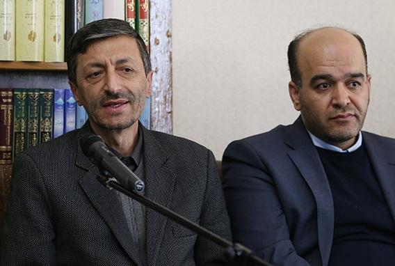 تقدیر رئیس سابق کمیته امداد کشوراز خدمات کمیته امداد استان آذربایجان شرقی
