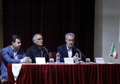 استاندار آذربایجان شرقی در مراسم افتتاح پروژههای صنعت آب و فاضلاب استان عنوان کرد: پروژههای این حوزه برای مردم استان مهم و حیاتی هستند