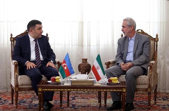 روابط صمیمانه ایران و آذربایجان ریشه در تاریخ و فرهنگ دو کشور دارد