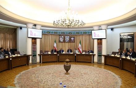 به ریاست استاندار؛ پنجمین جلسه شورای برنامهریزی و توسعه آذربایجان شرقی برگزار شد