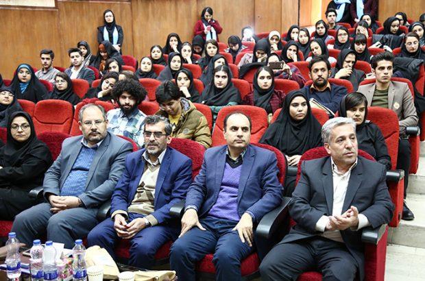 همایس چالش ها و آسیب های هم خانگی در دانشجویان در دانشگاه تبریز برگزار شد