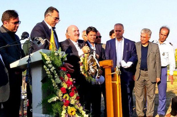 همزمان با سفر رئیس جمهور؛ ۱۶۰۰میلیارد ریال طرح گازرسانی در آذربایجان شرقی بهرهبرداری شد