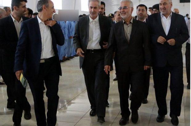 سردار مومنی در بازدید از مرکز نگهداری و درمان ماده ۱۶ تبریز ؛ در آذربایجان شرقی همه منافع ملی را به منافع شخصی ترجیح میدهند