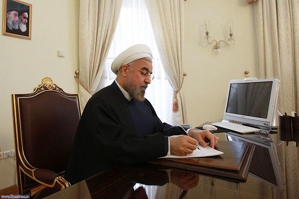 دکتر روحانی « قانون اصلاح قانون تعیین تکلیف تابعیت فرزندان حاصل از ازدواج زنان ایرانی با مردان خارجی» را برای اجرا ابلاغ کرد