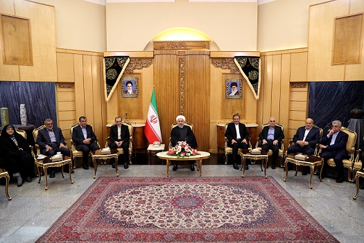 حضور فعالتر ایران در اجلاسهای بینالمللی ضروری است