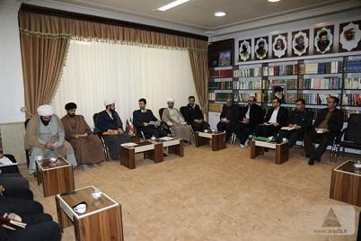 تشکیل کارگروه فرهنگی بیانیه گام دوم انقلاب در منطقه آزاد ارس