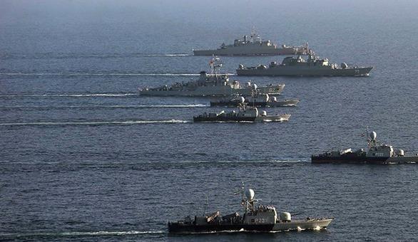 رزمایش مشترک دریایی حاکی از مخالفت چین و روسیه با تکروی آمریکا در منطقه است