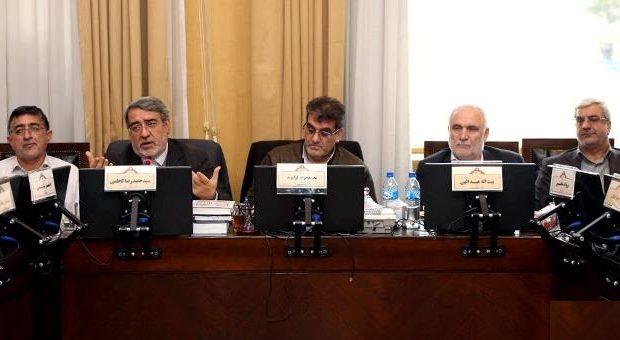 سخنگوی کمیسیون شوراها:پاسخ های وزیر کشور نمایندگان سوال کننده را قانع کرد