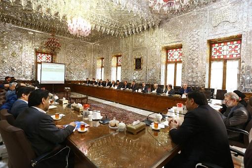 واگذاری طرحهای ملّی و تقسیمات بودجهای به وزارتخانهها