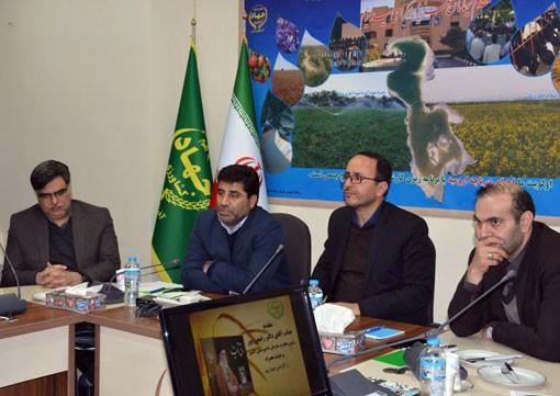 رییس سازمان جهاد کشاورزی آذربایجان شرقی خبر داد:  سرمایه گذاری داخلی سی هزار میلیارد ریالی  در بخش کشاورزی آذربایجان شرقی در سالجاری