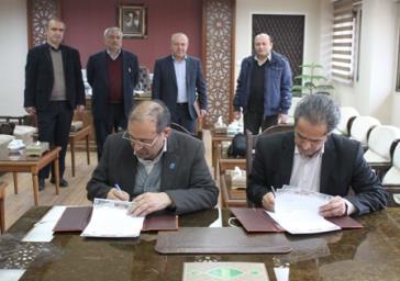 تفاهم نامه همکاری اداره کل آموزش فنی و حرفه ای آذربایجان شرقی و دانشگاه تبریز امضاء شد