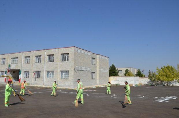 شهردار منطقه ۷ تبریز خبر داد:اجرای طرح استقبال از مهر در حوزه شهرداری منطقه۷ تبریز