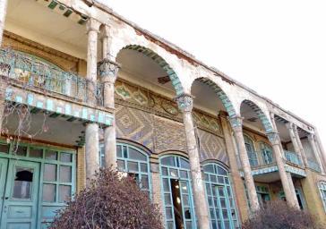 خانه تاریخی کلکته چی با مرمت اصولی از نابودی نجات می یابد