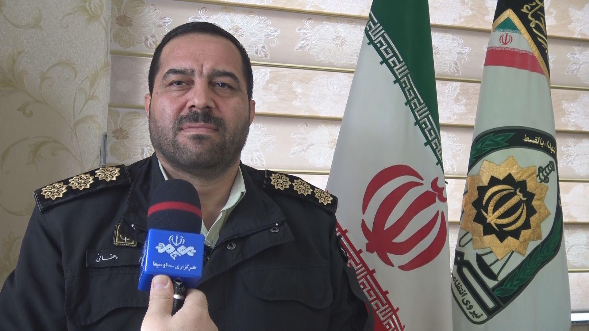 دستگیری کلاهبرداران در شهرستان مرند