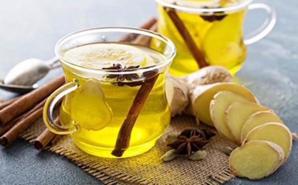 دانستنی ها /خواص و طرز تهیه چای زنجبیل و دارچین و لیمو برای لاغری و چربی سوزی