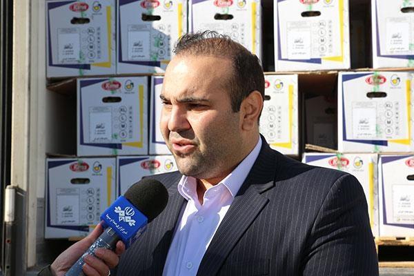 صادرات بیش از ۱۶۰۰ تن تخم مرغ خوراکی از استان آذربایجان شرقی