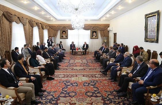 استاندار آذربایجان شرقی :دانشگاههای ایران و ترکیه پیشرو توسعه روابط