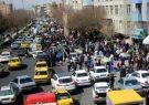 ترافیک محدده مرکزی تبریز با اعمال محدودیت زمانی تردد روان میشود