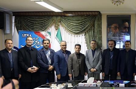 امضاء تفاهم نامه همکاری در زمینه توسعه پژوهش و فناوری بین شرکت آب و فاضلاب استان آذربایجان شرقی و دانشگاه صنعتی سهند