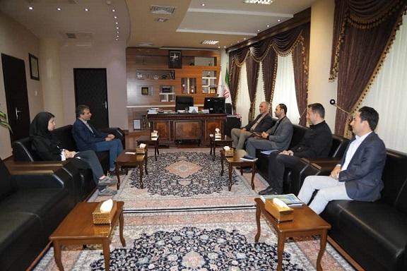 اعضای کمیسیون ملی یونسکو از ارس بازدید می کنند