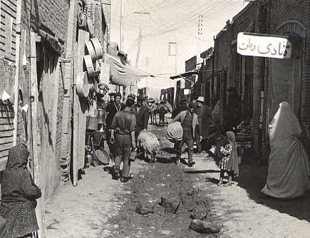 تصاویری قدیمی از شهرستان اهر