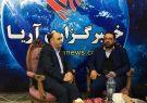 بازدید شهردار بناب از خبرگزاری آریا و پایگاه خبری آرمان تبریز