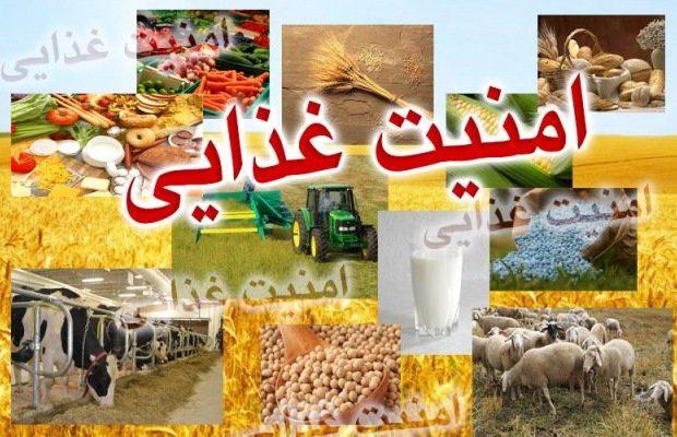 امنیت غذایی در سایه  توجه به تحقیقات کشاورزی
