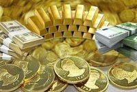 قیمت طلا، سکه و ارز ۱۴۰۰/۰۷/۲۴؛ دلار گران شد
