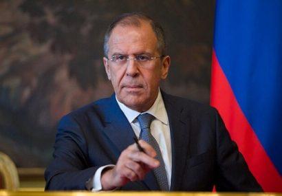 واکنش لاوروف به احتمال اخراج دیپلماتهای روس از آمریکا