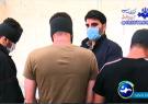 انهدام باند اخاذی، شرارت و قمه کشی در تبریز