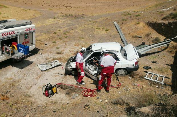 ماه نخست پرحادثه؛ فوت ۷۰ نفر در تصادفات رانندگی آذربایجان شرقی