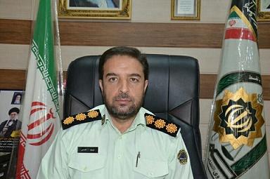 دستگیری سارق با ۱۰ فقره سرقت در مراغه