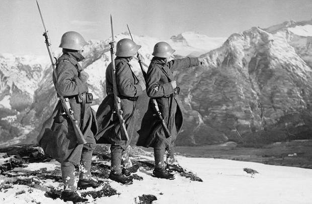 چگونه سوئیس در طول جنگ جهانی دوم بی طرف ماند؟