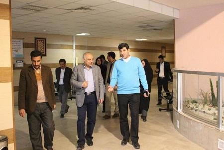 کتابخانه فرهنگسرای الغدیر بزرگترین و فعالترین کتابخانه مشارکتی آذربایجان شرقی است