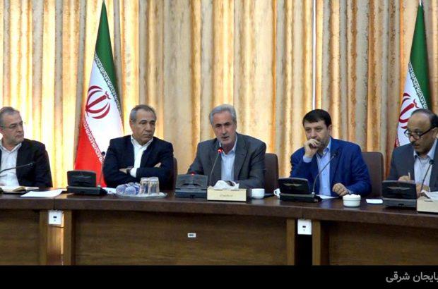 جلسه فوقالعاده کمیسیون تنظیم بازار استان به ریاست استاندار تشکیل شد