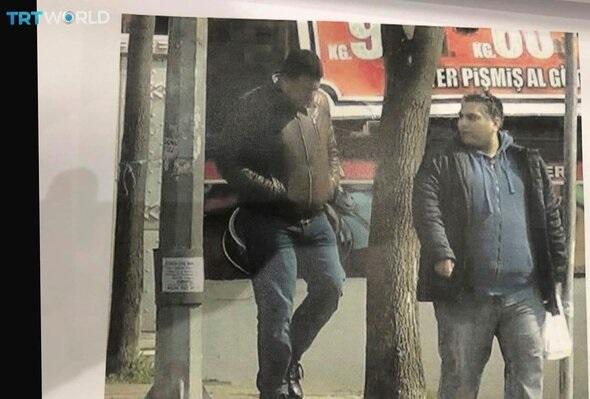 دستگیری قاتلان اماراتی خاشقجی در ترکیه (عکس)