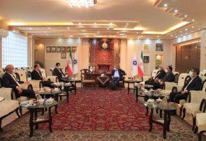 دیدار با رایزنان جدید بازرگانی ایران در جمهوری آذربایجان و ارمنستان
