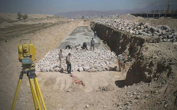 خسارت پنج میلیارد ریالی آتش سوزی به شبکه برق بازار تبریز