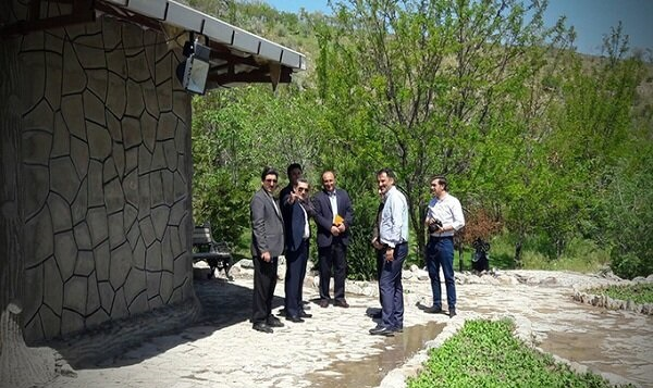 اقدامات گسترده شهرداری منطقه ۹ در تفرجگاه بزرگ ائل باغی تبریز