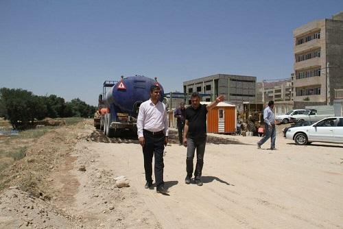 تسریع در اجرای پروژههای مقبرهالشعرا، پل همسان و ایستگاههای BRT