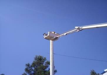 تداوم عملیات ترمیم روشنایی پارکهای منطقه ۲ تبریز