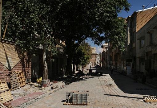 جایگزینی سنگفرش به جای آسفالت نشانگر رویکرد زیست محیطی شهرداری تبریز است