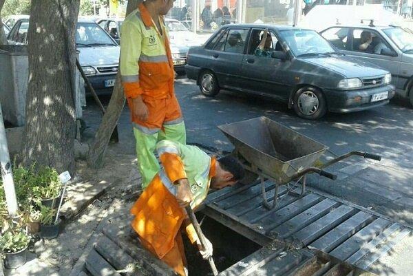 ارائه خدمات محله ای در ۱۵ محله شهرداری منطقه ۶ طی مرداد ماه سال جاری