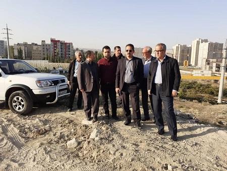 دستور شهردار تبریز به شهرداری منطقه ۱:بازارچه میوه و تره بار و زمین فوتبال در خیابان توانیر احداث شود