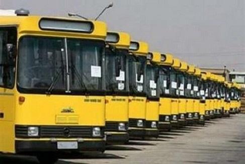 آمادگی ناوگان اتوبوسرانی جهت خدمات دهی گسترده در قالب ستاد اربعین حسینی
