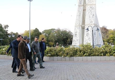 ساماندهی قدیمی ترین پارک تبریز صادر شد