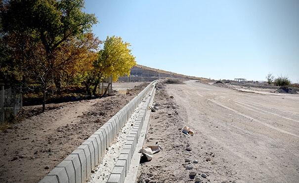 شهردار منطقه۹ تبریز: آماده سازی اراضی ۱۲۰ هکتاری خاوران ادامه دارد