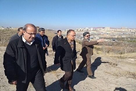 تبدیل پارک شمیم پایداری به قطب فضای سبز در حاشیه شرقی تبریز با کاشت ۱۰ هزار اصله نهال