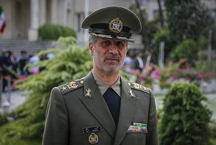 وزیر دفاع در حاشیه جلسه هیئت وزرا:تست موشکی ایران طبیعی است